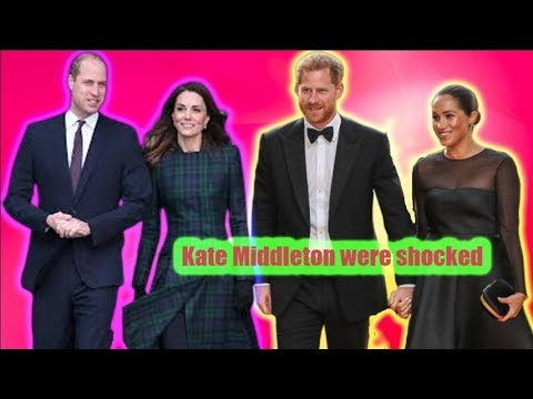 Kate Middleton, Prince William 'hardly knew' Meghan Markle ahead of Prince Harry wedding