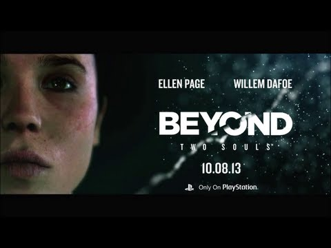 BEYOND: Two Souls Launch Trailer - FAN MADE ( X-Ray Dog - The Vision )