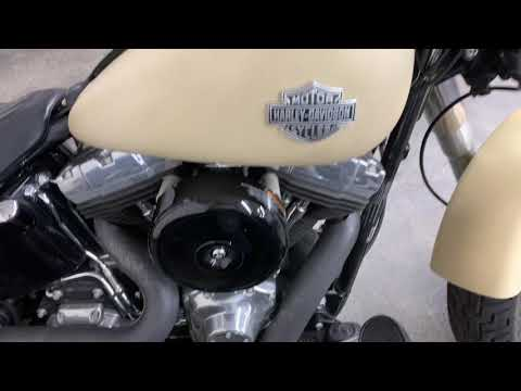 2015 Harley-Davidson FLS SLIM in Blacksburg, South Carolina - Video 1
