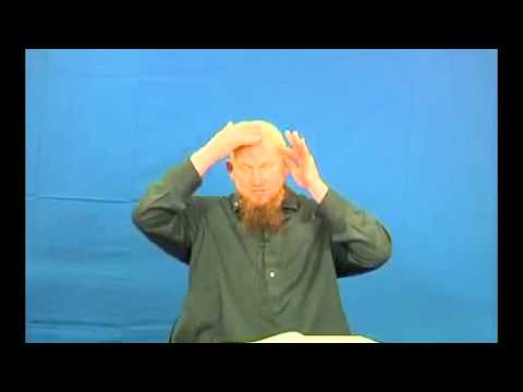 Die Gebetswaschung im Islam Al Wudu) Pierre Vogel (Abu Hamza) Teil 2 - 4