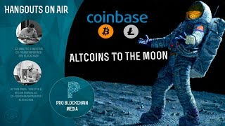 18+ Altcoins To the moon / Google и реклама криптовалют