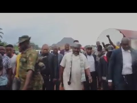 Rochas Okorochas : I Spent Some Time With Men, Women & Youths Of My community In Ogboko