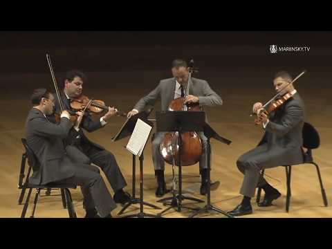 Johannes Brahms - String Quartet No 2 in A minor, Op.51 No 2 - Jerusalem Quartet