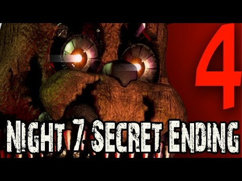 Five Nights at Freddys 4 The Final Chapter Walkthrough by