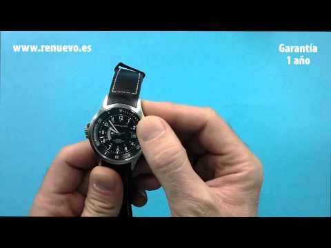 Rellotge HAMILTON Khaki Automatic de segona mà