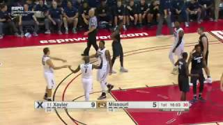 HIGHLIGHTS: Mizzou Hoops Falls to Xavier in Overtime