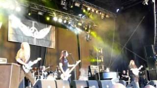 Jon Oliva's Pain - Death Rides A Black Horse Live @ Zwarte Cross 2010