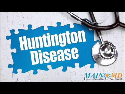 Video Huntington Disease ¦ Treatment and Symptoms