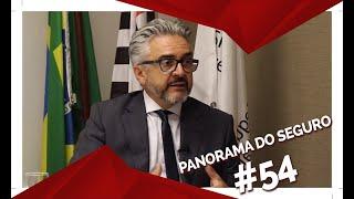 PANORAMA DO SEGURO RECEBE O PRESIDENTE DO SINDSEG SP