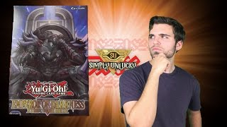Best Yugioh 2016 Emperor of Darkness Structure Deck Opening and Review! Monarchs Demand Tribute!!