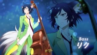TVアニメ「SHOW BY ROCK!!」『トライクロニカ』 PV -Instrumental version