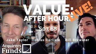 Value: After Hours S03 E8 $Bitcoin Bulls, $TSLA Goes, $ARKK Goes, Bloomstran and $BRK.A