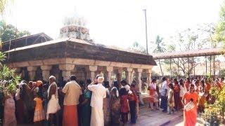Sivalaya Ottam at Veerapathira Temple, Kanyakumari
