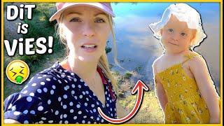 WiE iS DE BOOSDOENER HiERVAN? ? (+zwemles) | Bellinga Vlog #1777