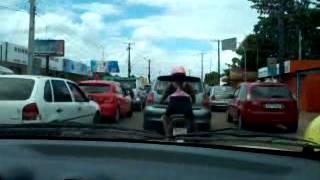 preview picture of video 'transito em boa vista .'