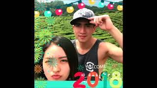 Heboh, Beginilah Perjalanan Cinta Verrell Dan Natasha Wilona 2017 - 2018
