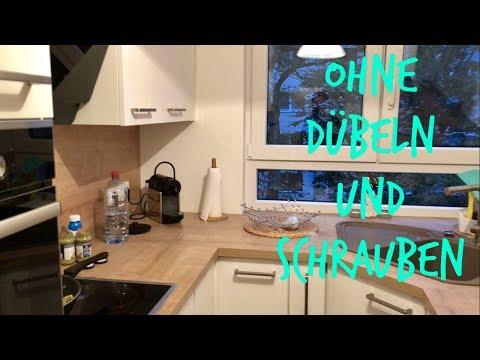 Küchenregal selber bauen - platzsparendes Regal / DIY
