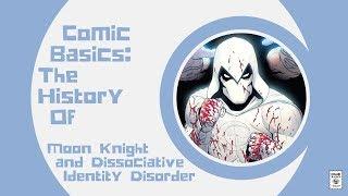 Origin of Moon Knight: Dissociative Identity Disorder and Why It Works - Comic Basics