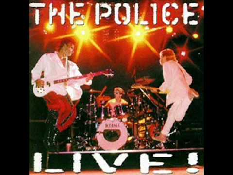 Born In The 50's- The Police