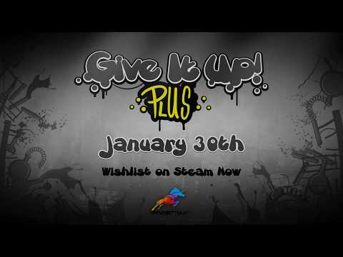 Give It Up! Jumps to Steam! - Announcement Trailer thumbnail