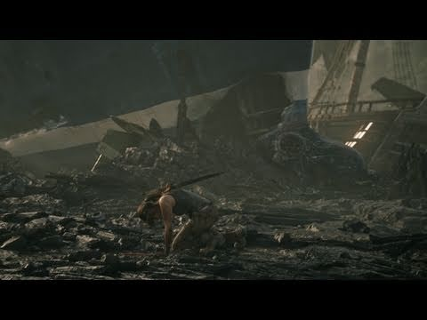 Tomb Raider - Trailer, vytváření traileru a herní ukázka