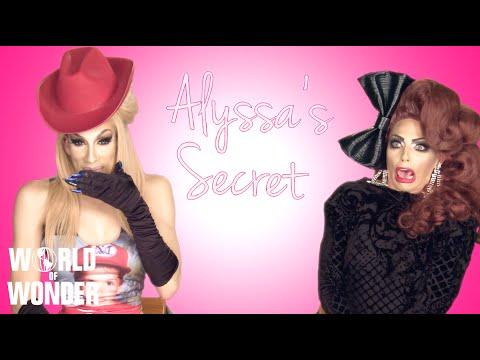 Alyssa Edward's Secret - Alaska Edwards Pt. 1