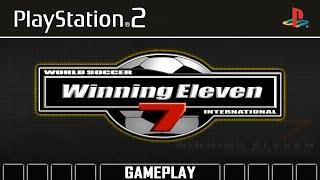 World Soccer Winning Eleven 7 International [PS2] Gameplay