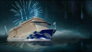 Princess Cruises: New Ship Announcement
