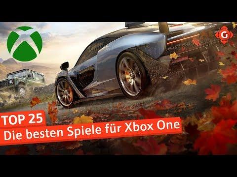 Die 25 besten Spiele für Xbox One | Must Have