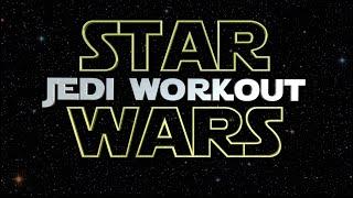 Star Wars JEDI 'LIGHT SIDE' HIIT WORKOUT (The Last Jedi)