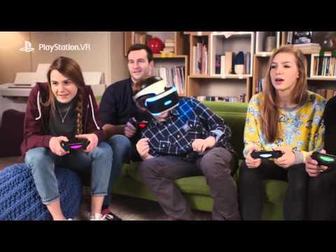 The Playroom VR | Gameplay trailer | PlayStation VR thumbnail