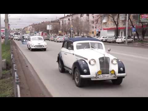 Автопробег СИБАДИ к Празднику Победы 9 мая