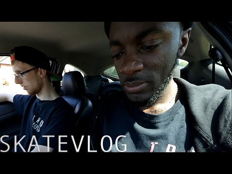 Skatevlog 1 | From Worcester to Kidderminster