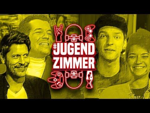 Jugendzimmer Vol. 21! - Alkopops, Donkey Kong, Ranicki mit Wolfgang M. Schmitt, Simon, Krogi & Bella