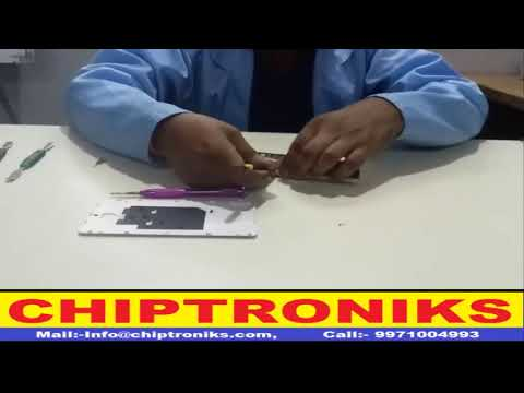 smartphone repair training - YouTube