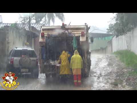 Faça Chuva , Faça Sol os Coletores de Lixo estão lá