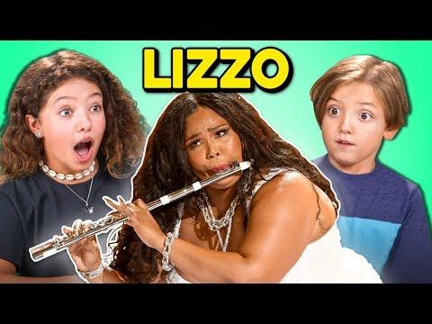 Kids React To Lizzo