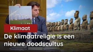 De klimaatreligie van VVD, CDA, D66 en GroenLinks