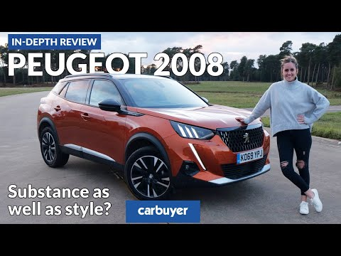 2021 Peugeot 2008 in-depth review - substance as well as style?