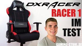 DXRacer 1 Test - Meine Erfahrungen mit der F-Serie