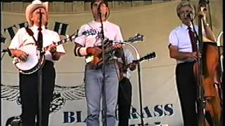 Ralph Stanley & the Clinch Mountain Boys w Ron Thomason - Rank Strangers - 7/23/89  Winterhawk