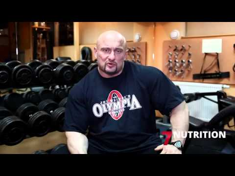Ćwiczenia rozwijać prasę siłę mięśni