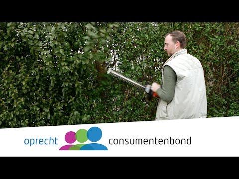 Elektrische heggenscharen - Kooptips (Consumentenbond)