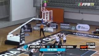 Liga Feminina | Vitória SC - Olivais Coimbra
