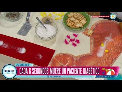 Para tratar el edema de la pata en la diabetes