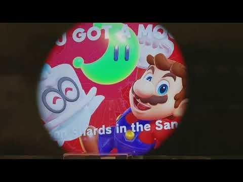 Super Mario Odyssey Demo% in 5:04.16