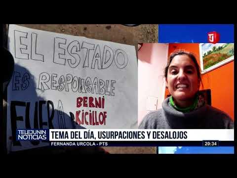 REPUDIO AL DESALOJO EN GUERNICA