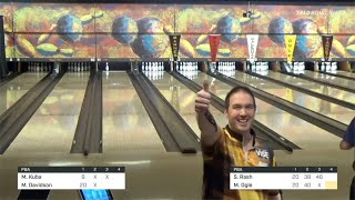 Strange Pinfall: Sean Rash and the Jumping Incredible 4-Pin