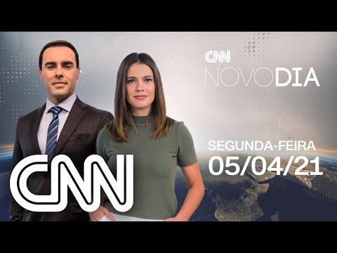 AO VIVO: CNN NOVO DIA