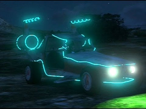 GTA 5 Customize Alien Car - Space Docker - From Beyond the